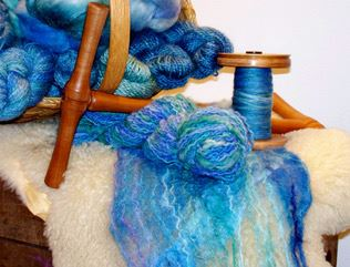 learn to spin yarn